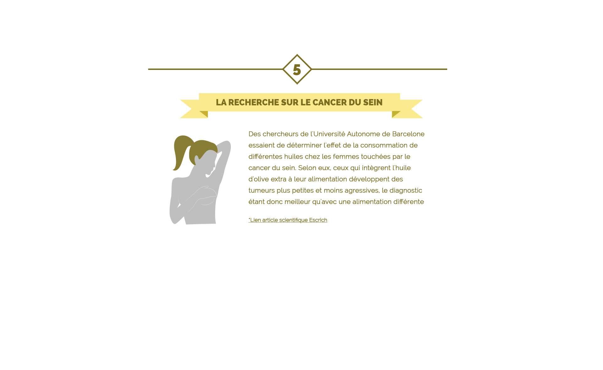L'huile d'olive combat l'obésité