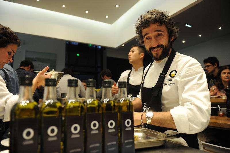 événement good life embassy huiles d'olive