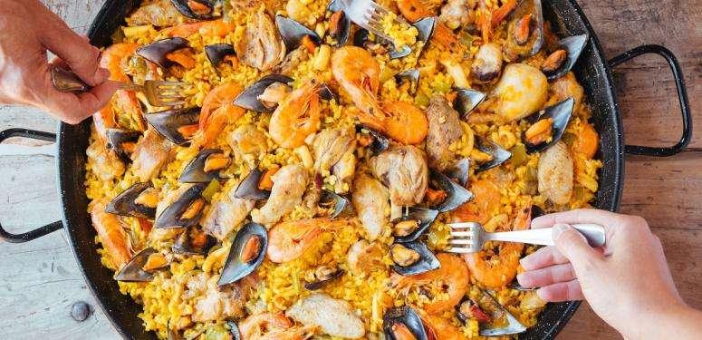 Tout ce que vous avez toujours voulu savoir sur la paella