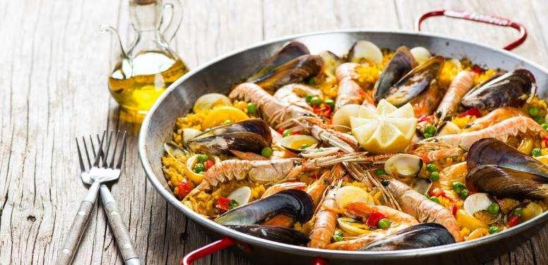 Recette de Paella traditionnelle espagnole