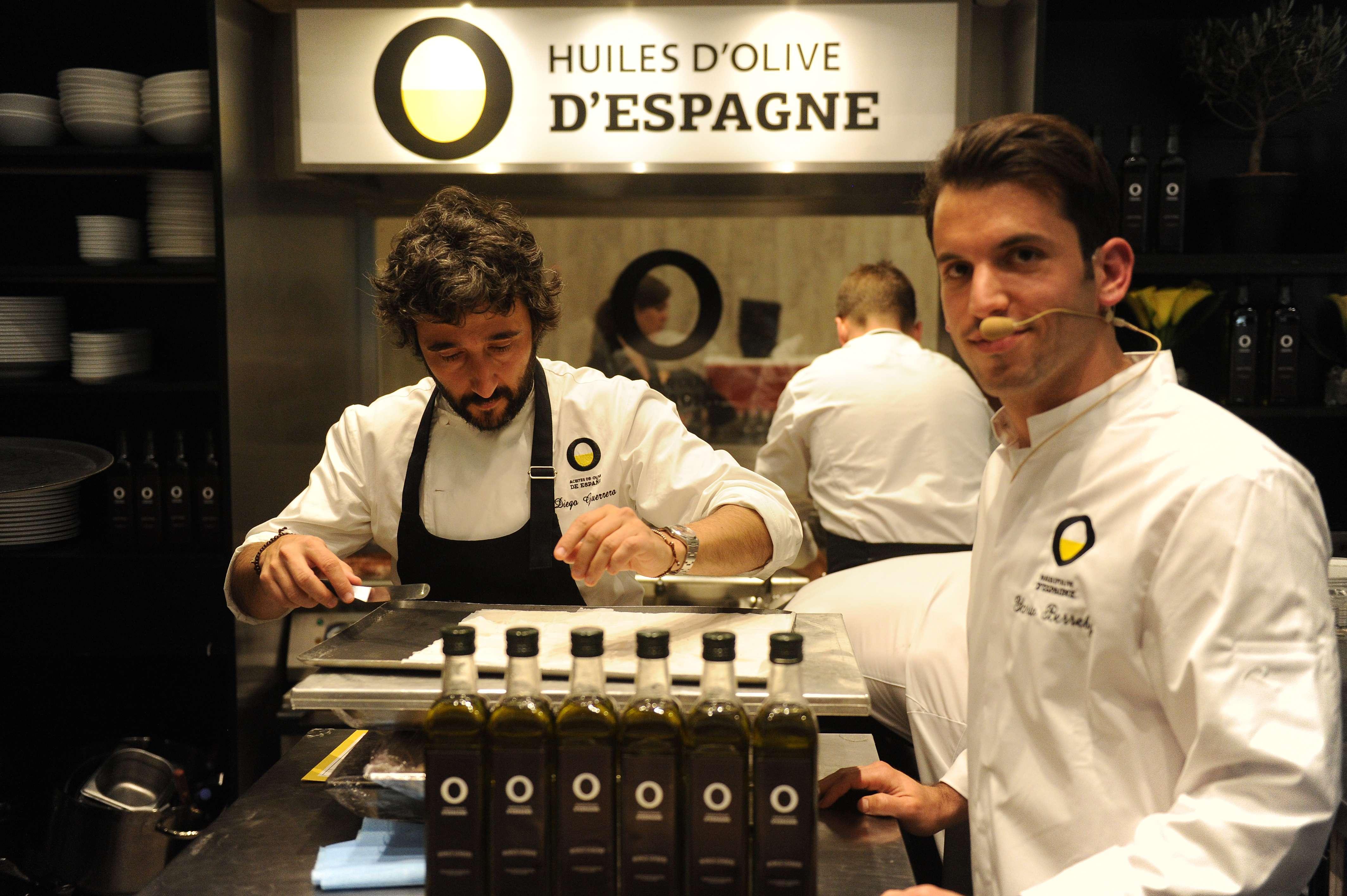Les huiles d'olive d'Espagne ouvrent à Paris l'ambassade de la bonne vie