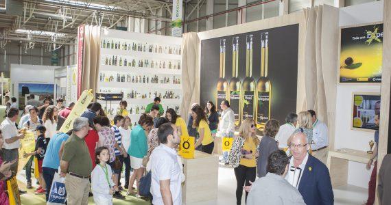 Huiles d'Olive d'Espagne à EXPOLIVA 2015 Jaén