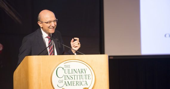 La conférence Menus of Change® analyse à New York les saines vertus des huiles d'olive